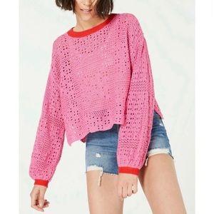 NWT Free People Home Run Sweater